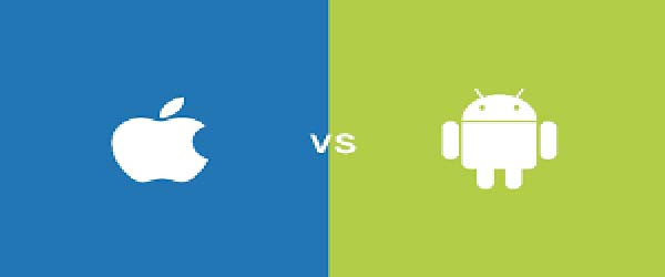 IOS compare to Android