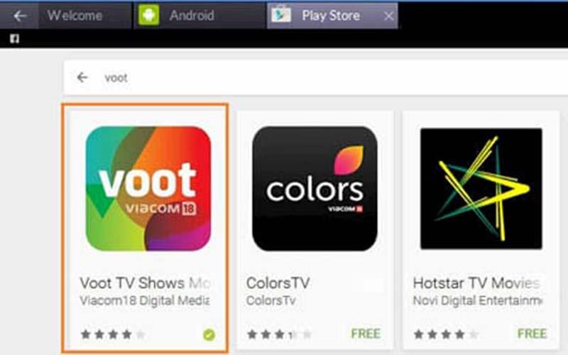 Alternative Hotstar App