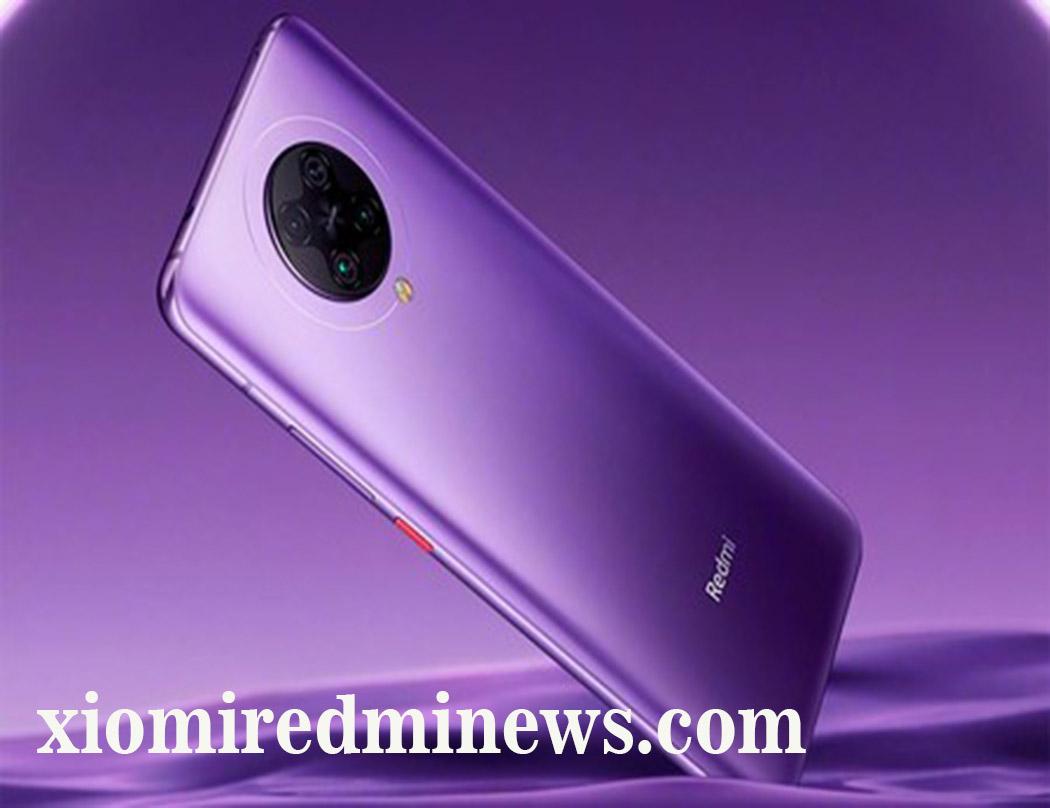 Xiaomi Redmi K30 Pro Full Specs