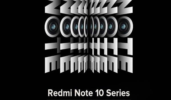 Redmi Note 10 Series Release Date